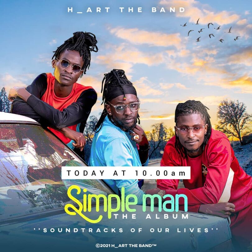 H_Art The Band - Simple Man